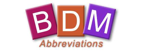 Victorian Bdm Place Name Abbreviations
